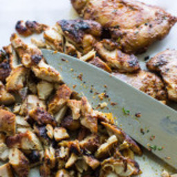 Chipotle Chicken Recipe (Copycat)