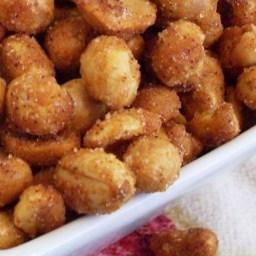 Chipotle Honey Roasted Peanuts