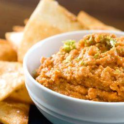 Chipotle Hummus