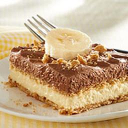 Chocolate-Banana Refrigerator Cake