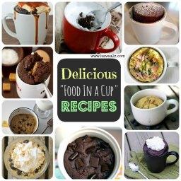 Chocolate Cake in a Mug Recipe