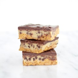 Chocolate Chip Cookie Dough Special K-Bars