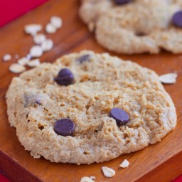 Chocolate Chip Cookies – No oven required!