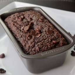 Chocolate Chip Zucchini Paleo Bread