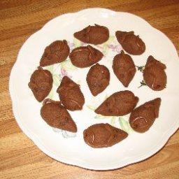 Chocolate Cookie Mice