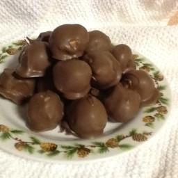 Chocolate-Covered Cherries