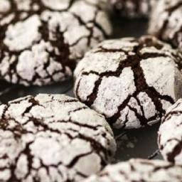 Chocolate Crack Cookies