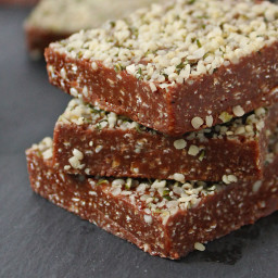 Chocolate Hemp Bars