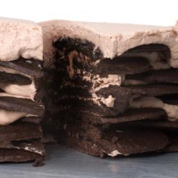 Chocolate Icebox Cake