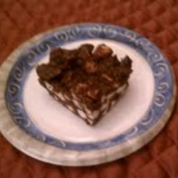 Chocolate Marshmallow Grahams