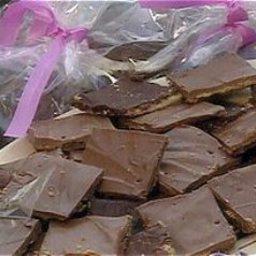 Chocolate Pine Bark
