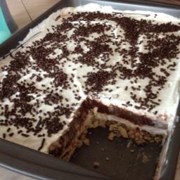 Sinful Chocolate Cream Cheese Dessert