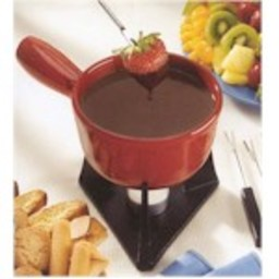 Chocolate Orange Fondue