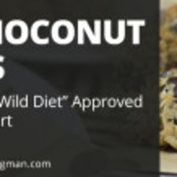 Choconut Macaroon Cookies (Gluten-Free, Paleo, Wild Diet Approved)