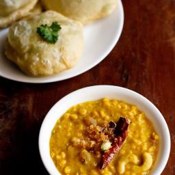 cholar dal recipe - bengali style chana dal
