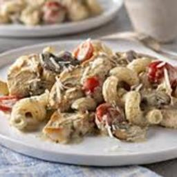 Christina's Creamy Pesto Chicken Pasta