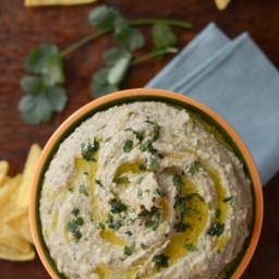 Cilantro Lime Hummus