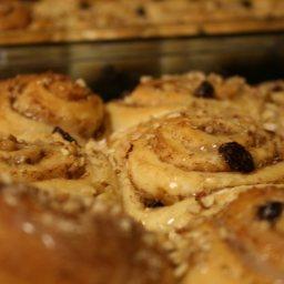 Cinnamon Breakfast Rolls