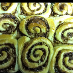 Cinnamon Rolls (Bread Machine)