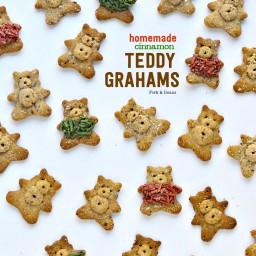 Cinnamon Teddy Grahams