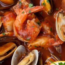 Cioppino (seafood Stew)