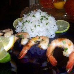 Citrus Shrimp Skewers