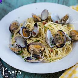 Clam Pasta Recipe
