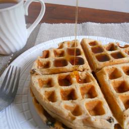 Classic Belgian Waffles