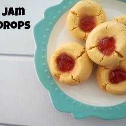 Classic Jam Drops Recipe