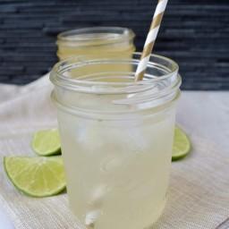 Cómo hacer una limonada mineral y natural fácil