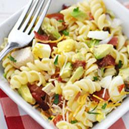 Cobb and Rotini Pasta Salad