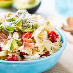 Cobb Pasta Salad: From the Spicy Southern Kitchen