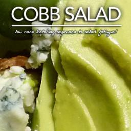 Cobb Salad – Low Carb & Gluten Free