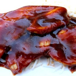 Coca-cola Bbq Chicken, crockpot