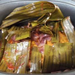 Cochinita Pibil (Yucatan Slow cooked Pork)