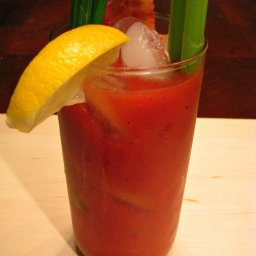 #CocktailDay Bacon Jalapeno Bloody Mary