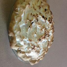 Coconut Cream Pie #1