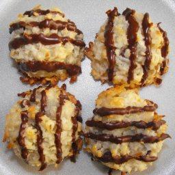 Coconut-Orange Macaroons