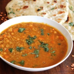... Stews and Chili Beans and Legumes Lentil Soup Coconut Red Lentil Soup