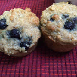 Coconut Oil and Oat Muffins; When You Don't Feel Like Oatmeal