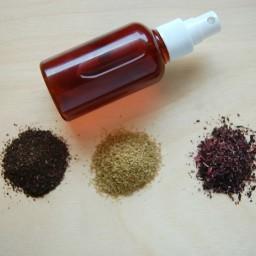 Color-Boosting Hairspray