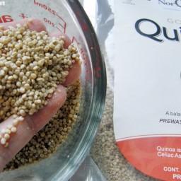 C mo cocinar la qu noa paso a paso bigoven for Como cocinar quinoa