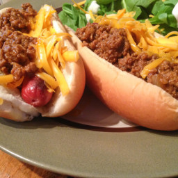 Coney Island Chili Dog Sauce