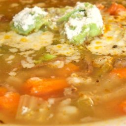Connie's Minestrone Soup