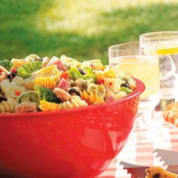 Contest-Winning Picnic Pasta Salad Recipe