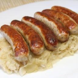 Cooked German Style Sauerkraut