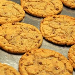 Toffee Bar Cookie Recipe