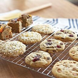 Cookie Dough Skillet Pumpkin Snack Cakes