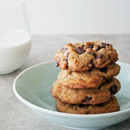 Cook's Illustrated Perfect Chocolate Chip Cookie Recipe