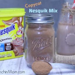 Copycat Nesquik Mix